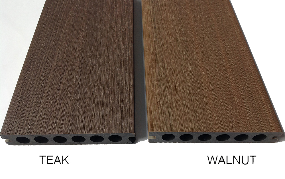 Co Extrusion Decking | 3D Embossed Decking | WPC Decking